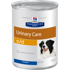 Консервы Hill's Prescription Diet s/d Urinary Care для собак, 370гр