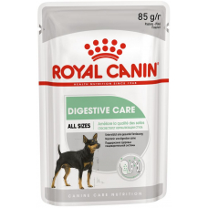 Влажный корм Royal Canin Adult Digestive Care паштет для собак с чувствительным пищеварением, 85гр