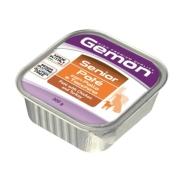 Gemon Dog консервы для пожилых собак паштет курица с индейкой 300г...