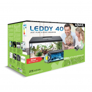 Аквариум Aqua El Leddy Set Plus D&N 40 25л черный