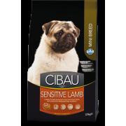 Сухой корм Farmina CIBAU Sensitive для собак мелких пород ягненок ...