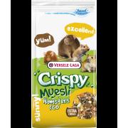 Корм VERSELE-LAGA для хомяков и других грызунов Crispy Muesli Hamsters and Co, 1...