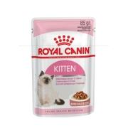 Влажный корм Royal Canin Kitten instinctive для котят в соусе (от 4 до 12 месяце...