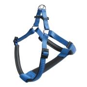 Шлейка Ferplast Daytona синяя для собак