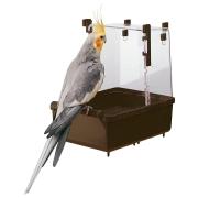Купалка Ferplast L101 для птиц 23.5*15.5*24см