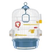 """Клетка Ferplast """"Regina"""" белая для птиц (d=32.5, h=45,5)..."""