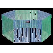 Вольер MidWest для грызунов Critterville 6 панелей 48х38h см цветной...