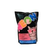 Силикагелевый комкующийся наполнитель Neon Litter розовый 1,81 кг...