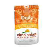 "Влажный корм Almo Nature Daily with Chicken and Salmon ""Меню с Курицей и Ло..."