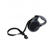 Рулетка KONG Terrain M (до 30 кг) лента 5 метров черная...