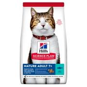 Hill's Science Plan Active Longevity сухой корм для кошек старше 7 лет с тунцом,...