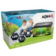 Аквариум Aqua El AQUA4 Star 60 фигурный 45л