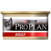 Консервы Pro Plan для кошек (для взрослых) паштет курица (85 гр)...