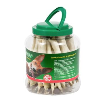 Лакомство TiTBiT для собак нога баранья - банка пластиковая (4.3л)