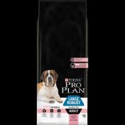 Сухой корм Pro Plan для взрослых собак крупных пород с мощным телосложением , ло...