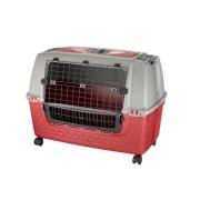 Переноска BAMA PET в машину KENNEL TOUR EASY 88х52х60h см, красная...