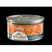 "Консервы Almo Nature Daily mousse with Tuna and Chicken ""Меню с Тунцом и Ку..."