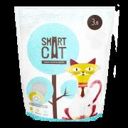 Силикагелевый наполнитель Smart Cat с pH индикатором, 3л...