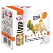 Минеральный камень LoLo Pets с апельсином для птиц...