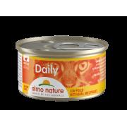 "Консервы Almo Nature Daily mousse with Chicken ""Меню с Курицей"" нежный..."