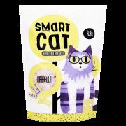 Силикагелевый наполнитель Smart Cat с ароматом лаванды...