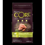 Сухой корм CORE со сниженным содержанием жира из индейки с курицей для взрослых ...