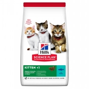 Hill's Science Plan Healthy Development сухой корм для котят с тунцом ...