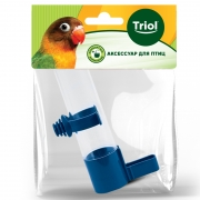 Поилка Triol BR-15P для птиц (50мл)