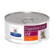 Консервы для кошек и котят Hill's Prescription Diet i/d Digestive Care при расст...