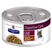 Консервы Hill's Prescription Diet i/d Рагу, при расстройстве ЖКТ, с курицей и до...