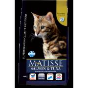 Сухой корм Farmina Matisse лосось с тунцом для кошек...