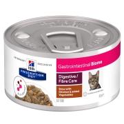 Влажный корм для кошек Hill's Prescription Diet Gastrointestinal Biome при расст...