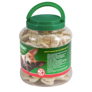 Лакомство TiTBiT для собак чипсы говяжьи, поштучно