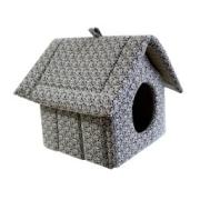Лежанка (ЗЭ) дом-изба на молнии, мебельная ткань...