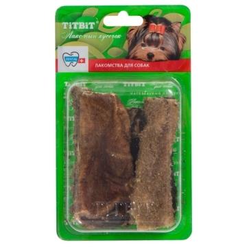 Лакомство TiTBiT для собак рубец говяжий - Б2-L