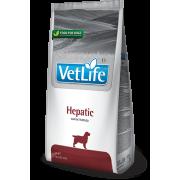 Сухой корм Farmina Vet Life Dog Hepatic для собак при хронической печеночной нед...