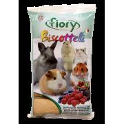 FIORY бисквиты для грызунов Biscottelli с ягодами 35 г...