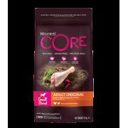 Сухой корм CORE из индейки с курицей для взрослых собак мелких пород 1,5 кг...