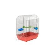 "Клетка Дарэлл ""РОМА №4"" для птиц, цветная 37*26*48см..."