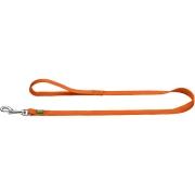Поводок Hunter для собак нейлон оранжевый