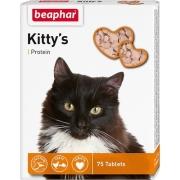 """Витамины Beaphar """"Kitty's"""" для кошек с протеином ..."""