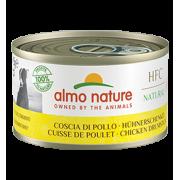 Консервы Almo Nature HFC Natural Chicken Drumstick Куриные Бедрышки для собак...