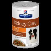 Консервы Hill's Prescription Diet k/d Рагу для собак при лечении заболеваний поч...