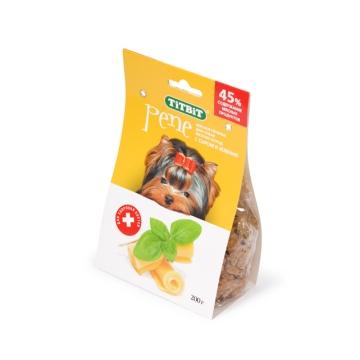 """Лакомство TiTBiT печенье """"Пенэ"""" с сыром и зеленью для собак, 200г"""