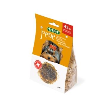 """Лакомство TiTBiT печенье """"Пенэ"""" с морскими водорослями для собак, 200г"""