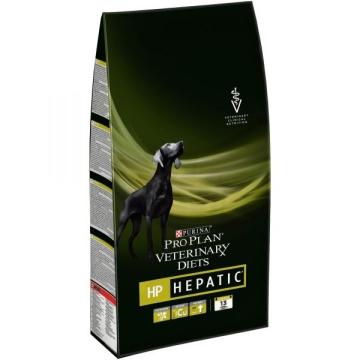 Сухой корм Purina HP для собак при хронической печеночной недостаточности, 3 кг