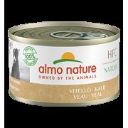 Консервы Almo Nature HFC Natural Veal с телятиной для собак ...