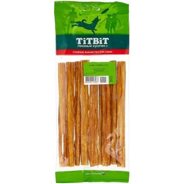 Лакомство TiTBiT для собак кишки говяжьи XXL (мягкая упаковка)