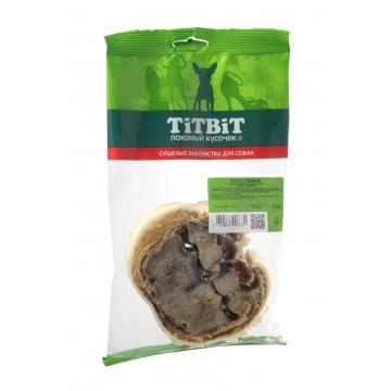 Лакомство TiTBiT для собак крутон говяжий (мягкая упаковка)