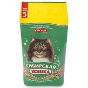 """Древесный наполнитель Сибирская кошка """"Лесной"""" для кошек..."""